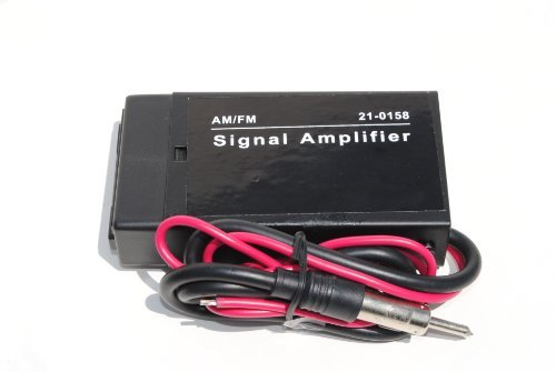 how to make radio signal better in car